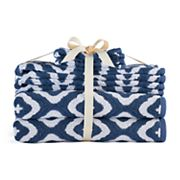 SONOMA Goods for Life™ Trellis 6 pc Bath Towel Set