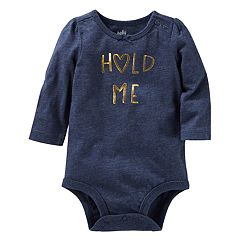 Baby Girl OshKosh B'gosh® 'Hold Me' Bodysuit