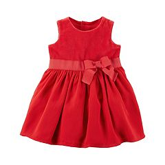 Baby Girl Carter's Bow Dress