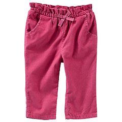 Baby Girl OshKosh B'gosh® Corduroy Pull-On Pants