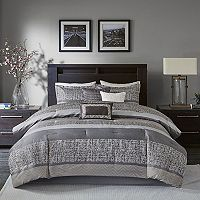 Madison Park 7 pc Melody Comforter Set