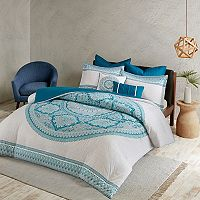 Urban Habitat 7 pc Candice Duvet Cover Set