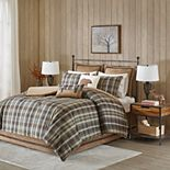 Woolrich Hadley Plaid Comforter Set