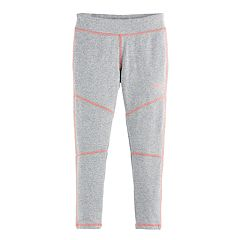 Girls 4-6x PUMA Active Heathered Leggings