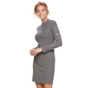 Women's Apt. 9® Ribbed Sheath Dress