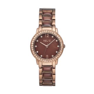 Relic Women's Mia Crystal Watch