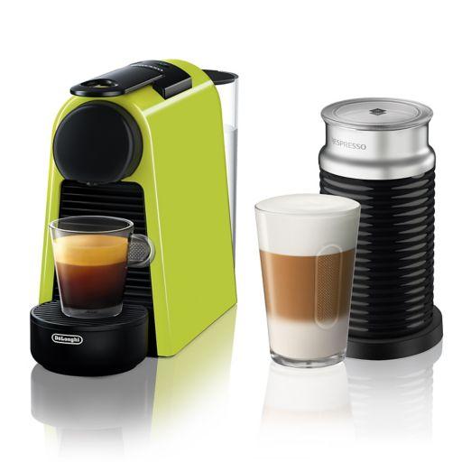Nespresso Essenza Mini Espresso Machine with Aeroccino3