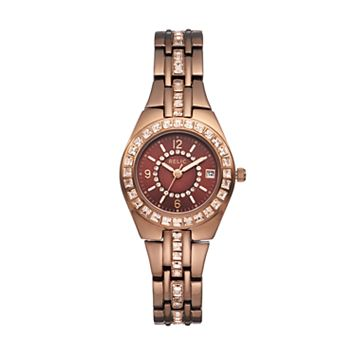 Relic Women's Queen's Court Crystal Watch