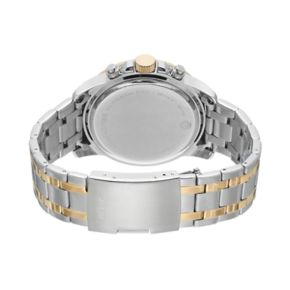 Relic Men's Heath Two Tone Stainless Steel Watch
