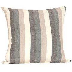 Pomeroy Stripes Throw Pillow
