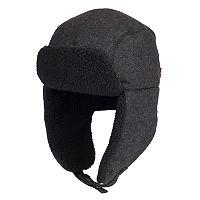 Men's Levi's® Wool-Blend Sherpa-Lined Trapper Hat