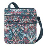 Travelon Anti-Theft Boho Slim Bag