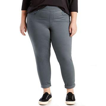 Plus Size Levi's Pull-On Jean Leggings