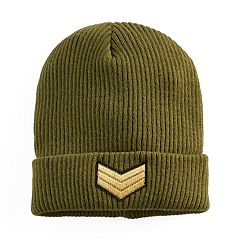 Women's Mudd® Military Patch Beanie