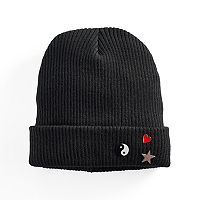 Women's Mudd® Pin Trio Beanie