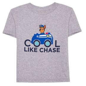 "Toddler Boy Paw Patrol ""Cool Like Chase"" Graphic Tee"