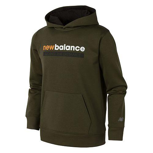 Boys 8-20 New Balance Graphic Hoodie