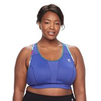 Plus Size FILA SPORT® Medium Impact Runners Bra