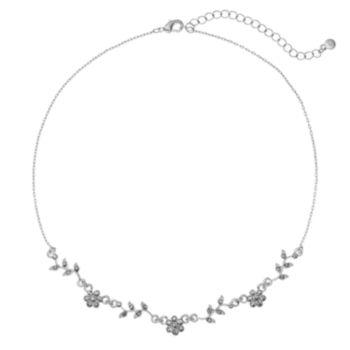 LC Lauren Conrad Floral Vine Necklace
