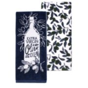 Food Network™ Olive Oil Kitchen Towel 2-pk.