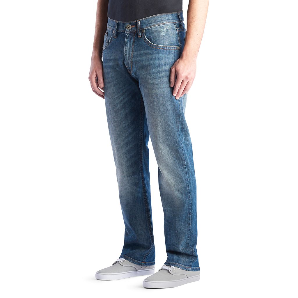 Men's Rock & Republic Raze Stretch Straight-Leg Jeans