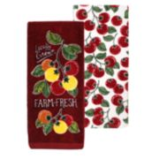 Food Network? Tomato Kitchen Towel 2-pk.