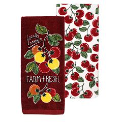 Food Network™ Tomato Kitchen Towel 2-pk.