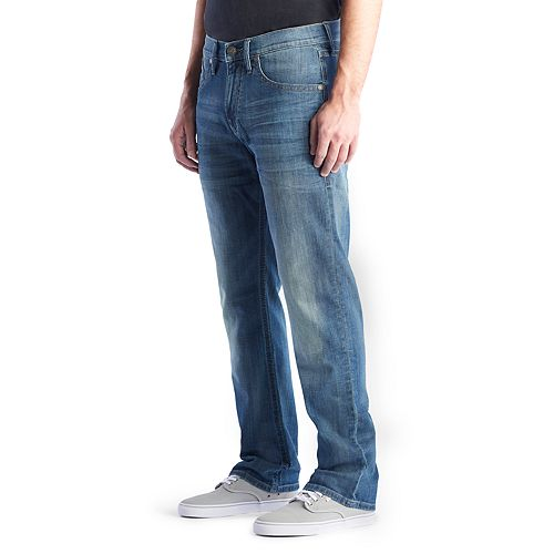 Men's Rock & Republic Exclusive Stretch Straight-Leg Jeans