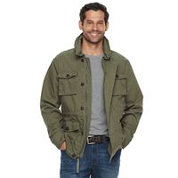 Men's SONOMA Goods for Life™ Hooded Field Jacket