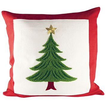 Pomeroy Evergreen Throw Pillow