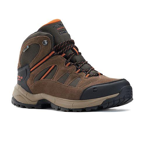 a2ed9735ba8 Hi-Tec Ridge Mid Men's Waterproof Hiking Boots