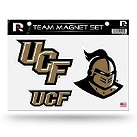 UCF Knights Team Magnet Set