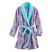 Disney's Frozen Elsa Girls 4-10 Snuggle Robe