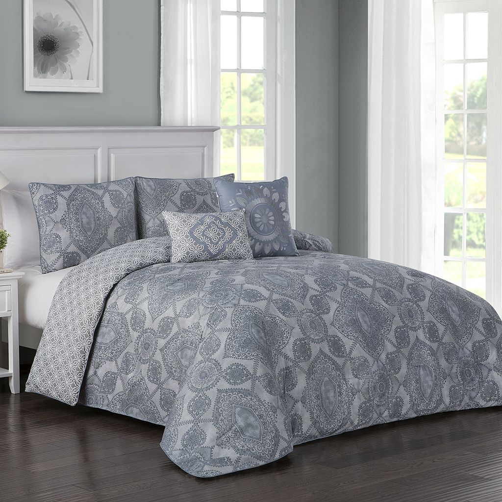Avondale Manor 5-piece Modena Duvet Cover Set