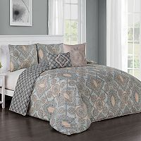 Avondale Manor 5-piece Modena Comforter Set