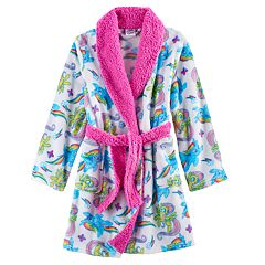 Girls 4-10 My Little Pony Rainbow Dash & Fluttershy Robe