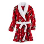Disney's Minnie Mouse Girls 4-8 Snuggle Robe
