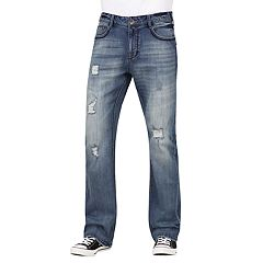 Men's Seven7 Migraw Straight-Leg Jeans