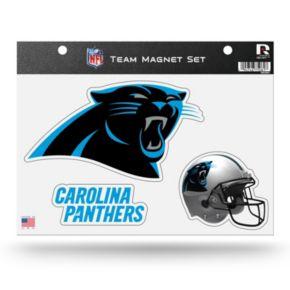Carolina Panthers Team Magnet Set