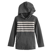 Baby Boy Jumping Beans® Striped Hoodie