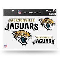 Jacksonville Jaguars Team Magnet Set