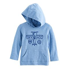 Toddler Boy Jumping Beans® Graphic Slubbed Hoodie