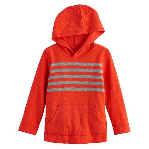 Toddler Boy Jumping Beans® Striped Hoodie