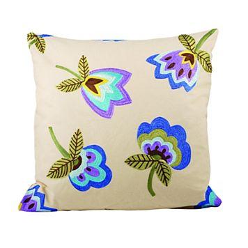 Pomeroy Dahlia Throw Pillow