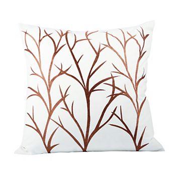 Pomeroy Willows Throw Pillow