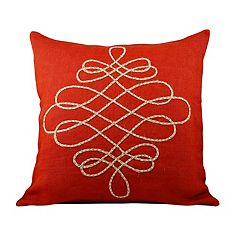 Pomeroy Vaquero Jute Throw Pillow