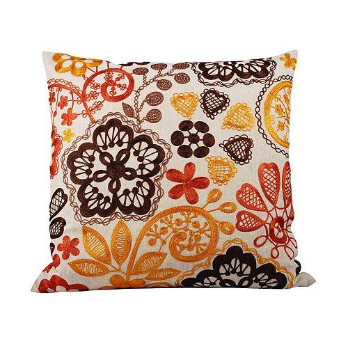 Pomeroy Flora Throw Pillow
