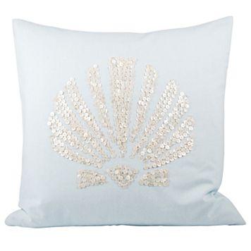 Pomeroy Seaside Throw Pillow