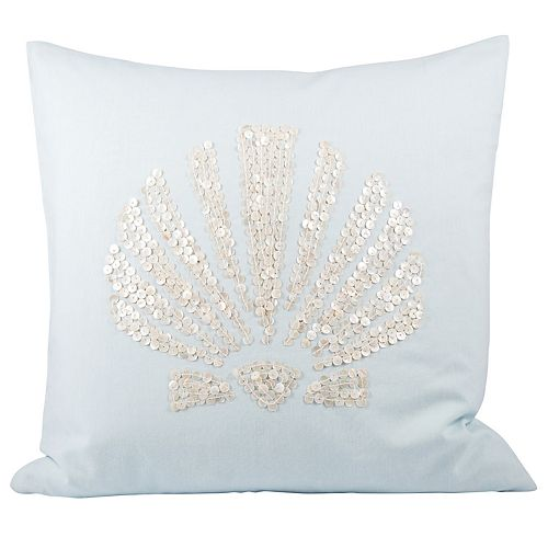Pomeroy Seaside Throw Pillow