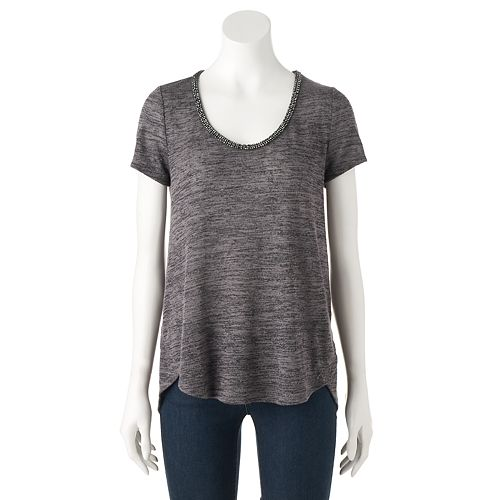 Women's Juicy Couture Marled Tee